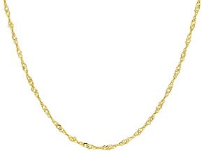 10k Yellow Gold Grande Singapore 24