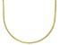 10K Yellow Gold 1.4MM Diamond Cut Wheat Chain Necklace 20 Inch