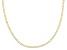 10K Yellow Gold .5MM Baby Portofino Designer Necklace 24 Inch