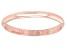 10k Rose Gold 1.8mm Stackable High Polish Band Ring