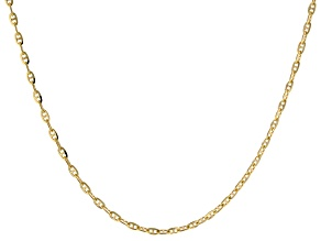 10kT Yellow Gold Portofino Marina Necklace