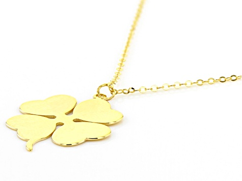 10k Yellow Gold Leprechaun Charm Charms for Bracelets and Necklaces