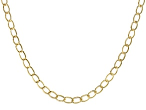 10KT Yellow Gold Golden Breeze Necklace 18