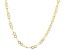 10K Yellow Gold 3.2MM Infinity Link Chain