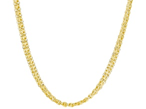 10k Yellow Gold Phoenix Necklace 20 inch