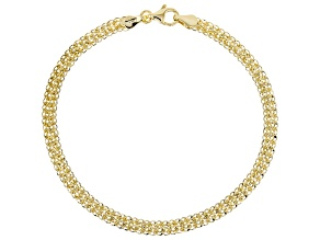 10k Yellow Gold Phoenix Bracelet