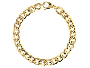 10k Yellow Gold Grumette Bracelet