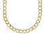 10K Yellow Gold 3.25MM Curb Chain Necklace 24 Inches