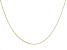 10K Yellow Gold 1.06MM Box Chain 20 Inch Necklace