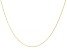 10K Yellow Gold 0.70MM Twisted Rolo Chain 20 Inch Necklace