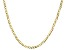 10K Yellow Gold 2.4MM Curb Chain 20 Inch Necklace
