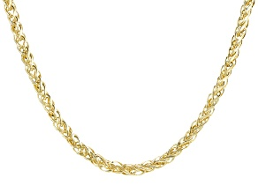 14K Yellow Gold Polished 22