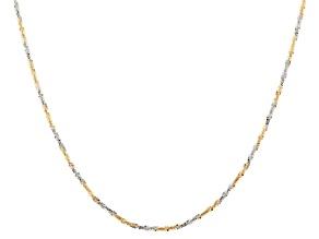 10k Tri-Color Gold 16