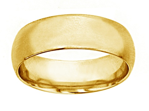 10k Yellow Gold 5mm Band Ring