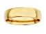 10k Yellow Gold 6mm Band Ring
