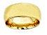 10k Yellow Gold 8mm Band Ring