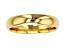 10k Yellow Gold Polished Wedding Band 4mm