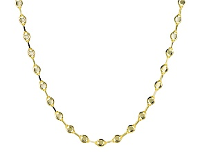 10k Yellow Gold Mariner Link Chain Necklace 20 inch Min 1.9 Gram Weight