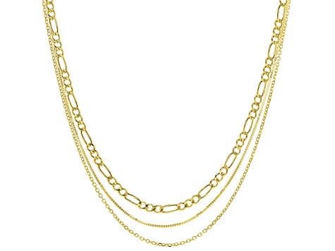 18 inch 20 inch 24 inch 22 inch 14K Yellow Gold 0.66 Box Chain in 16 inch