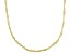 14K Yellow Gold Singapore Chain Necklace 24
