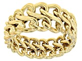 Splendido Oro™ 14k Yellow Gold Infinity Band Ring