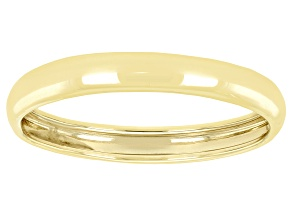 Splendido Oro™ 14k Yellow Gold High Polished Band Ring