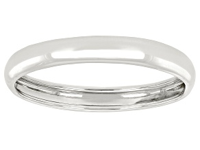 Splendido Oro™ 14k White Gold High Polished Band Ring