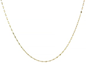 "Splendido Oro™ 14K Yellow Gold 20"" Valentino Necklace"