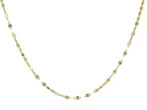 "Splendido Oro™ 14K Yellow Gold 20"" Valentino Necklace"