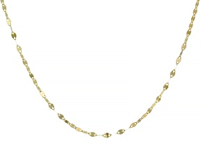"Splendido Oro™ 14K Yellow Gold 24"" Valentino Necklace"
