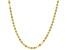 14K Yellow Gold Mirror Valentino 24-Inch Chain