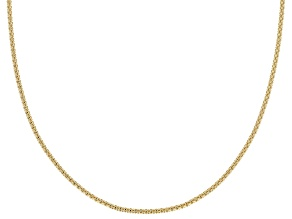 Splendido Oro™ 14K Yellow Gold Coreana Chain 18 Inch Necklace