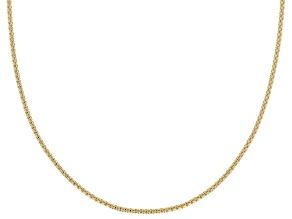 Splendido Oro™ 14K Yellow Gold Coreana Chain 18 Inch Necklace