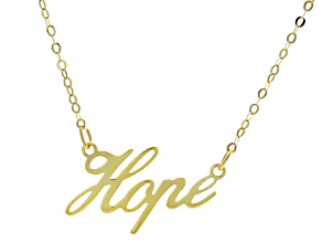 Splendido Oro™ 14K Yellow Gold