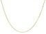 Splendido Oro™ 14K Yellow Gold Curb 20 Inch Chain Necklace