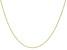 Splendido Oro™ 14K Yellow Gold Curb 24 Inch Chain Necklace