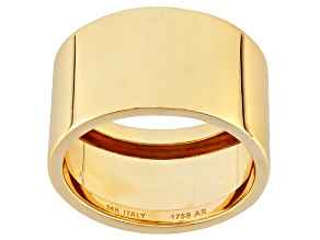 14k Yellow Gold Band Ring