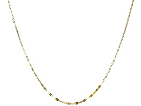 Splendido Oro™ 14K Yellow Gold Valentino Rolo Necklace 24 Inch