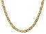 14k Yellow Gold 5.25mm Concave Mariner Chain 22 inch