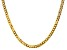 14k Yellow Gold 4.75mm Beveled Curb Chain 20