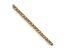 14k Yellow Gold Diamond Cut 0.65mm Wheat Pendant Chain 18 Inches