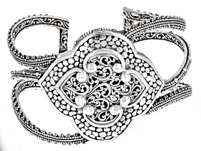 Pre-Owned Sterling Silver Cuff Bracelet