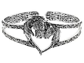 Pre-Owned Sterling Silver Horse Bracelet