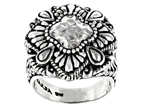 """Pre-Owned Sterling Silver """"Always Constant"""" Ring"""