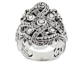 Pre-Owned Sterling Silver Ring