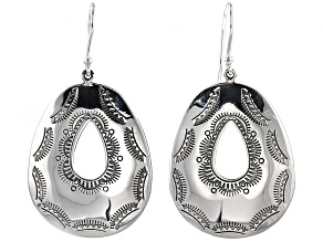 Pre-Owned Sterling Silver Dangle Earrings