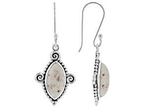 Pre-Owned Artisan Collection Of India™ Marquise Rosalinda Sterling Silver Earrings