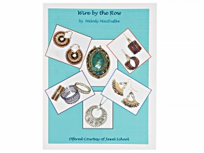 Pre-Owned Wire by the Row by Melody MacDuffee Booklet