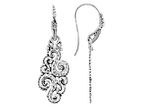 Pre-Owned Sterling Silver Earrings