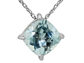 Pre-Owned  Blue Topaz Sterling Silver Pendant 2.04ctw